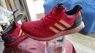 Adidas Ultraboost Game of Thrones How to properly paint the color of the midsoles of your sneakers!