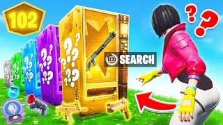 World Cup QUALIFIERS! VENDING MACHINES ONLY! *NEW* Game Mode in Fortnite