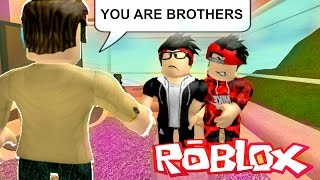 THE SCHOOL BULLY AND NERD FIND OUT THEY'RE BROTHERS?!? | Roblox Roleplay | Bully Series Episode 9