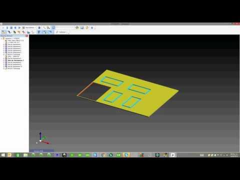 Video puertas de cocina / Alphacam