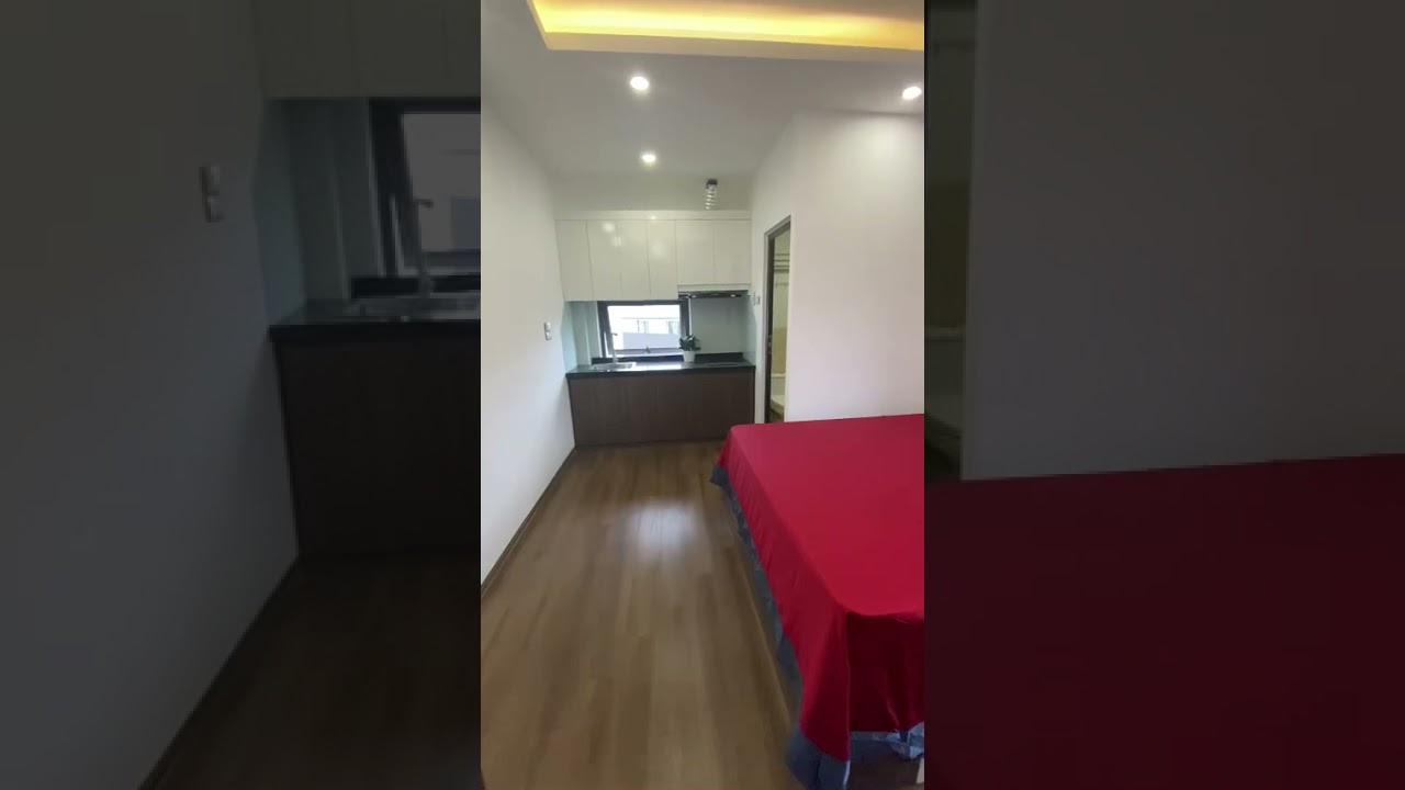 CC cho thuê căn hộ dịch vụ như khách sạn tại Nguyễn Khánh Toàn - 35m2 - full nội thất - vào ở ngay video
