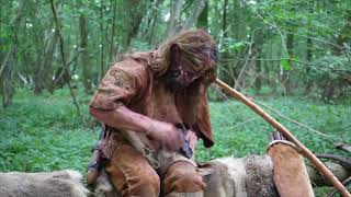 Prehistoric Survival | Flint Knapping |