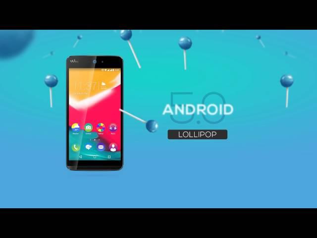 Belsimpel-productvideo voor de Wiko Rainbow Jam 4G