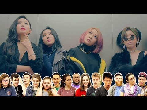 Classical Musicians React: Brown Eyed Girls 'Sixth Sense' vs 'Brave New World'