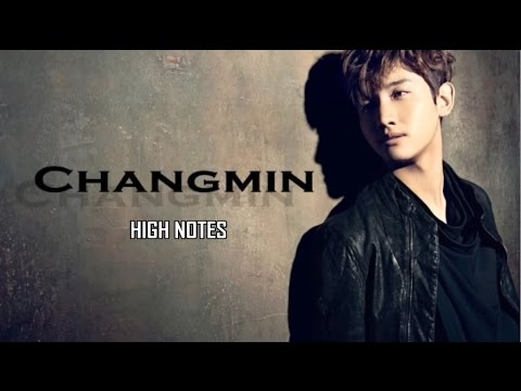[High Notes] Max Changmin [TVXQ/DBSK/THSK] (E4 - Bb6)