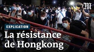 Pourquoi Hongkong est (encore) dans la rue