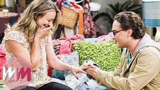 Top 10 Penny & Leonard Moments on The Big Bang Theory