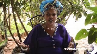 Nabonye Imana n'amaso yanjye mva kw'izima ndakizwa/Imana yanyishyuriye ideni rikomeye/Madame Sourire
