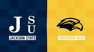 Highlights: Jackson State at Southern Miss, Week 1