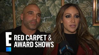 Melissa & Joe Gorga Give Update on Teresa & Joe Giudice | E! Red Carpet & Award Shows