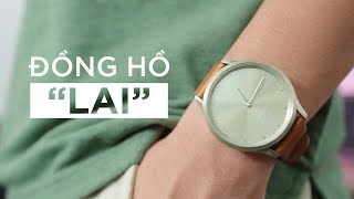 """Đồng hồ """"lai"""" cực đẹp và sang chảnh"""