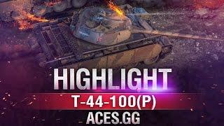 Игровой проказник. Т-44-100 (Р)