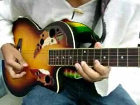 guitar goreng!