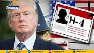 Trump Administration to Revoke Work Permits to H4 Visa Hol..