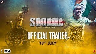 Soorma 2018 Movie Trailer – Diljit Dosanjh – Taapsee Pannu