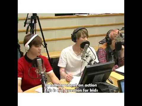 150505 BTS SUKIRA - Bangtan Boys mention SNSD