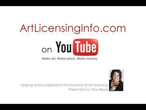 Art Licensing Info  YouTube trailer