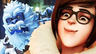 Mei Is a PSYCHOPATH [Overwatch]