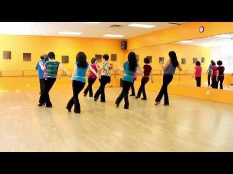 Hey Hey I Think I Like Ya - Line Dance (Dance & Teach in English & 中文)