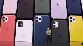 Apple just unveiled the new lower-cost iPhone 11