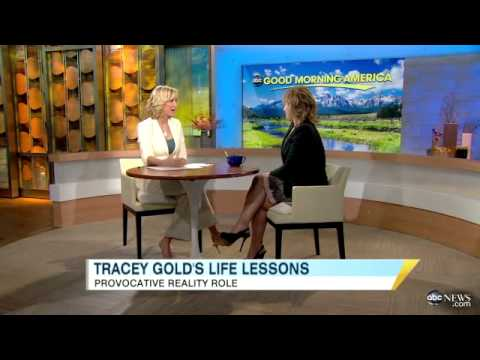 Tracey Gold on Good Morning America - YouTube