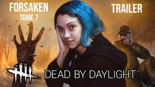 Dead By Daylight  #intothefog  Forsaken Tome VII Trailer Reveal - #L4D #DBD