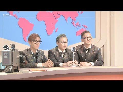 [MU-BEYOND] 뮤비욘드 2편 EXO-CBX (첸백시) 'Hey Mama!'