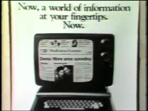 1981 News On Internet