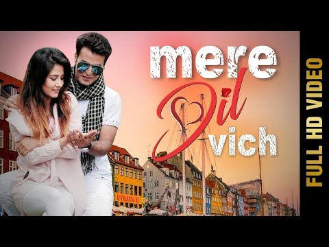 MERE DIL VICH (FULL Video) AK BAWA