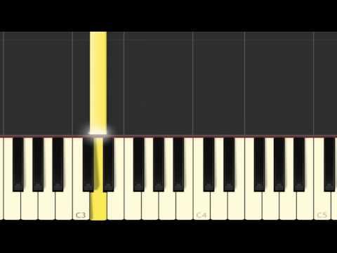 RENUEVAME COMO TOCAR EN PIANO(tutorial)