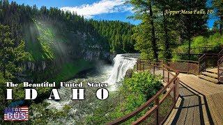 USA Idaho State Symbols/Beautiful Places/Song HERE WE HAVE IDAHO w/lyrics