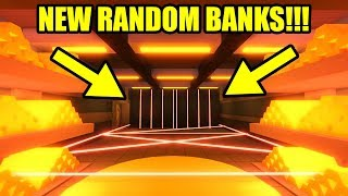 NEW RANDOMIZED BANK and JEWELRY STORE COMING TO JAILBREAK!!! | Roblox Jailbreak Update