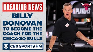 illy Donovan agrees to deal to become coach of Chicago Bulls | CBS Sports HQ