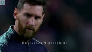 Lionel Messi - Counting Stars| Skills, Goals & Assists |2018 /19