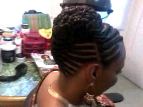 $70 Flat Twist - YouTube