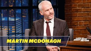 Martin McDonagh Discusses Three Billboards Outside Ebbing, Missouri