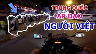 BẤT AN KHÁCH TRUNG QUỐC TRÀN NGẬP NHA TRANG | MotoVlog Nha Trang