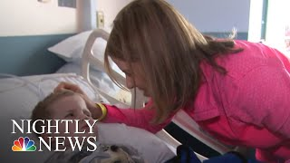 Doctors Scrambling To Find Answers To Mysterious Polio-Like Illness | NBC Nightly News