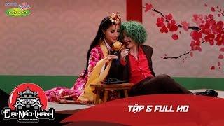Đại náo thành Takeshi | Tập 5 Full HD | Diễm My 9x