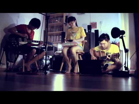 Coldplay / 蔡健雅 - Yellow (Acoustic Cover by 大飛蟻)