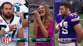 A Family of Phenoms: Meet the Kalil's | NFL Films Presents