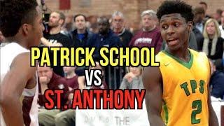 St. Pats ENDS St. Anthony's 41 Game Win Streak! Jordan Walker, Nick Richards, RJ Cole - Highlights