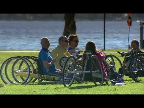 Wheelchair Sports Promotional Video
