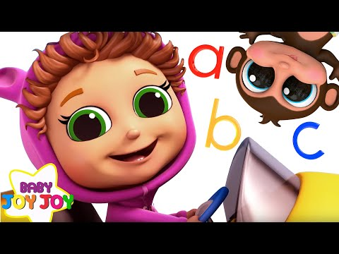 ABC Song | Educational Nursery Rhymes and songs