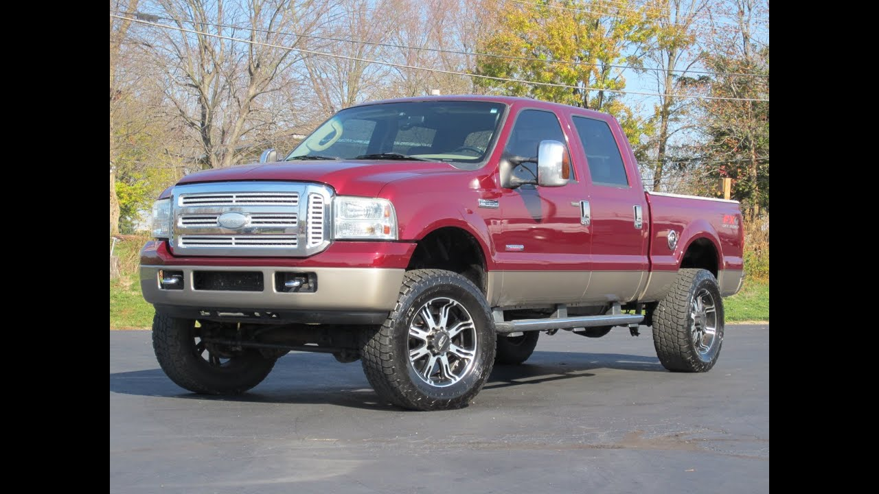 2006 ford f 250 xlt lifted 4x4 powerstroke sold youtube. Black Bedroom Furniture Sets. Home Design Ideas