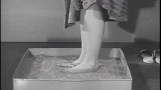 """Personal Hygiene for Women""  old 1943 film"