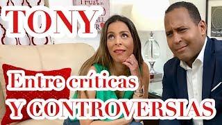 TONY DANDRADES ENTRE CRÍTICAS Y CONTROVERSIAS.
