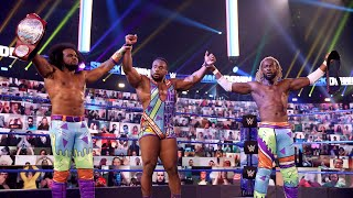Behind The Scenes Of The New Day's Farewell SmackDown Match