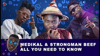 MEDIKAL AND STRONGMAN BEEF