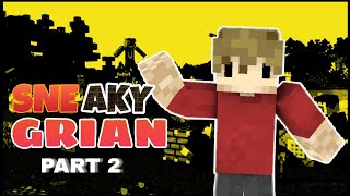 Hermitcraft 6: Sneaky Grian Funny Moments |Part 2|
